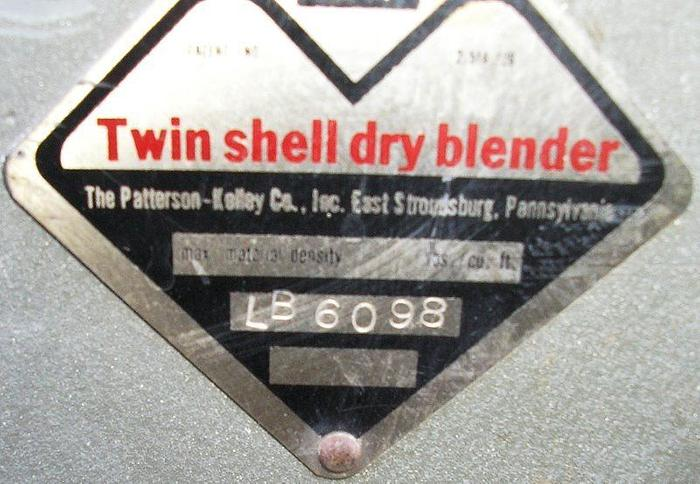 Patterson Kelley Plastic Twin Shell Blender LB 6098