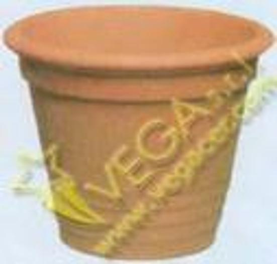 Used STOCK OF METAL MOLDS FOR FLOWER POTS