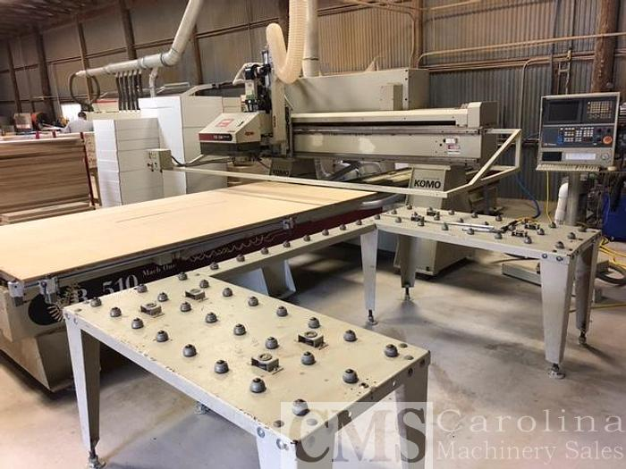 Used 2001 Komo VR510 CNC Router