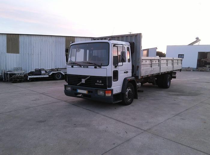 1993 VOLVO FL614 14 ton dropside