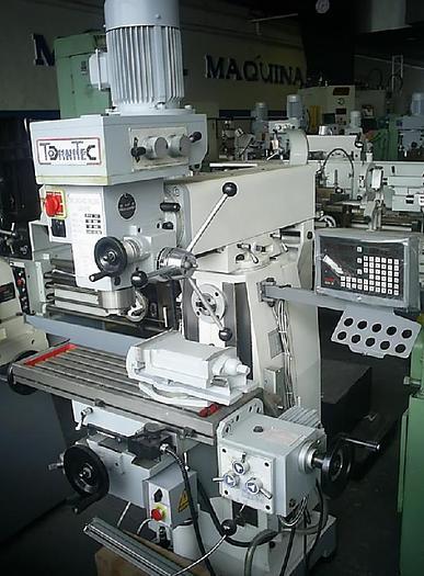 Tornitec FFU-30 com digital