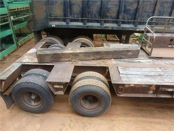 Used 1968 TRANSPORT TRAILERS 35 TON