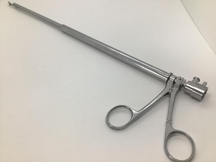 Used STORZ Forceps Biopsy with Instrument Channel 330mm 24895