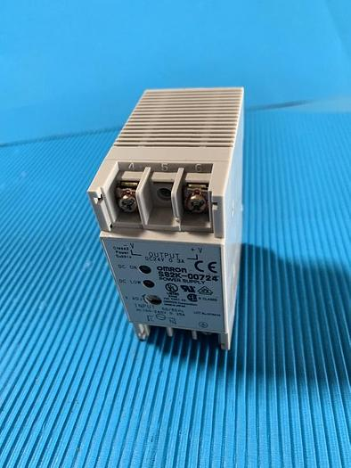 Used omron power supply s82k-00724