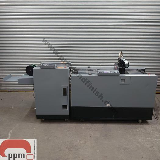 Used Duplo Booklet Maker with Trimmer