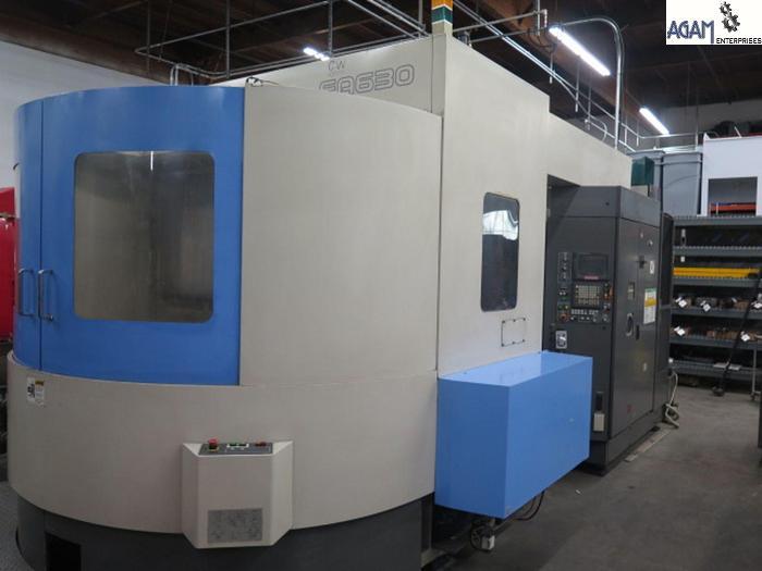 Used Toyoda FA630 Horizontal Machining Center