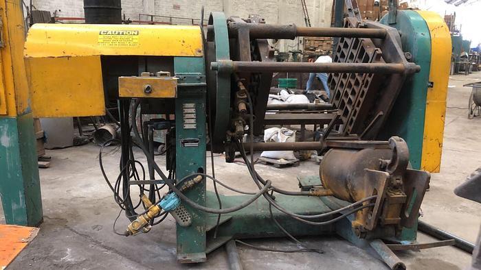 Used BEARDSLEY & PIPER SF-10A SHELL CORE MACHINE