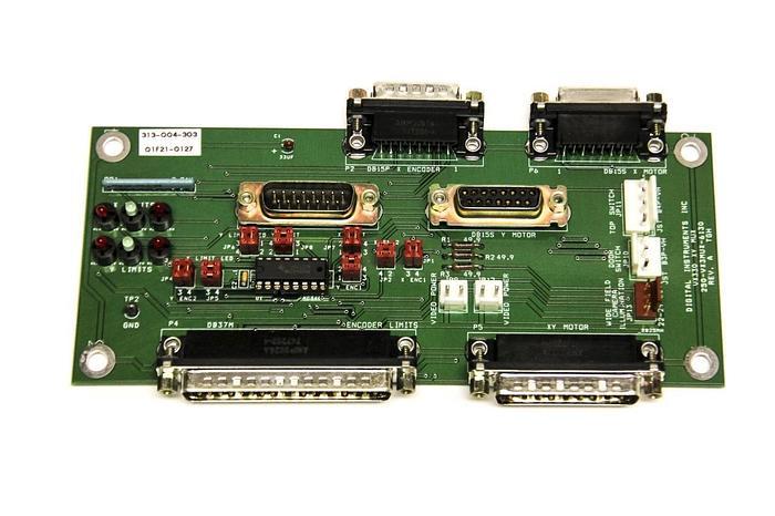 Used Digital Instruments Veeco 313-004-303 VX330 XY MUX 250-VX3MUX-6130 Board (5235)