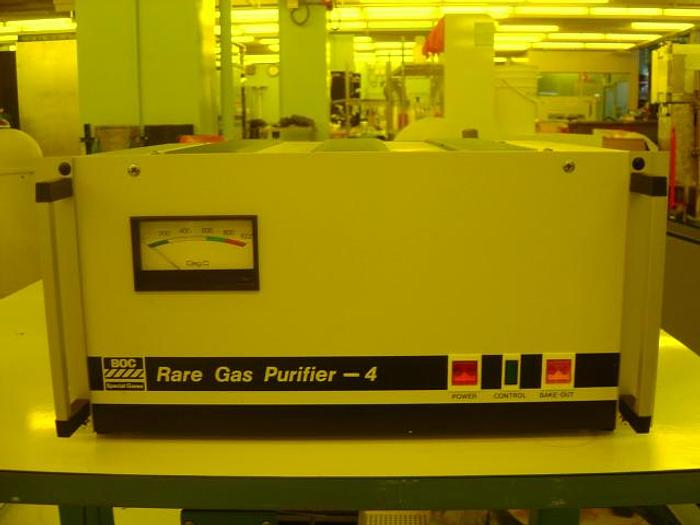 Used BOC Cussons Technology   RGP - 4 Rare Gas Purifier