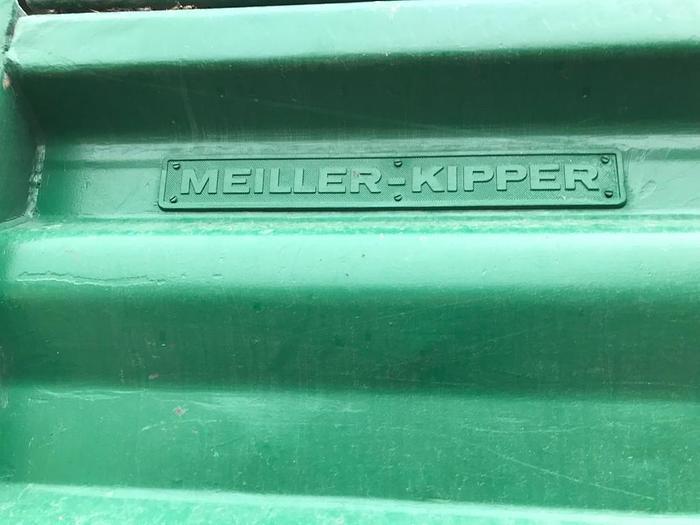 1992 MAN 26.372 6x4 kipper