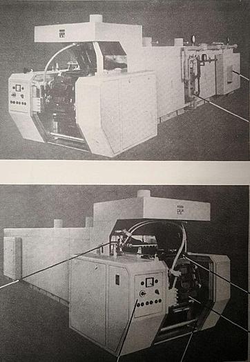 Maszyna do wypieku listków waflowych NAGEMA