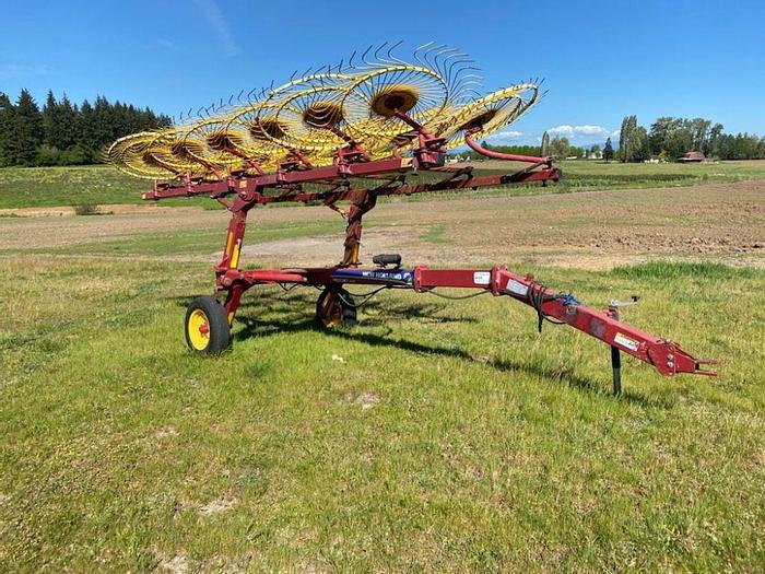 Used New Holland 1225 Wheel Rake