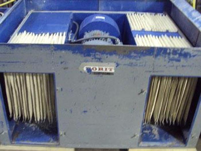 Donaldson Torit 10 HP DDHV-45 Downdraft Table