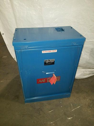 Used AAF Oil Pak Oil Mist Collector Remove Oil vapor from air