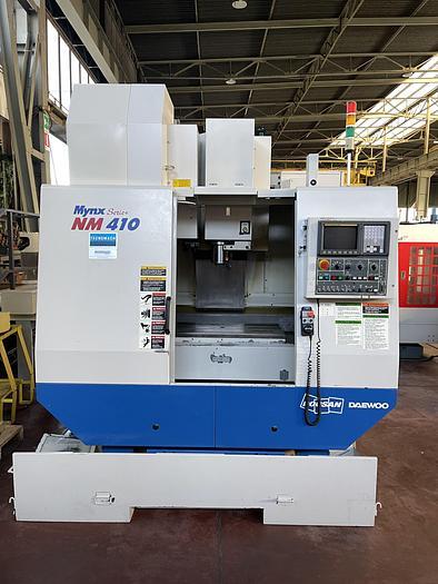 Ottime Centro di Lavoro Verticale DOOSAN MYNX SUPER NM 410