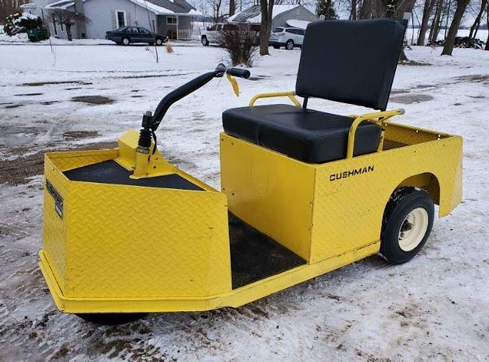 Used 2000 Cushman Minute Miser