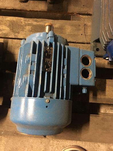 Used 3 kW, MEZ, Electric motor