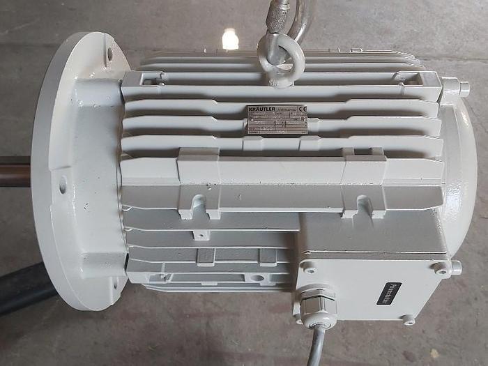 Polumschaltbarer Elektromotor für Kühlturm, DKF 160LI 1008/16, Kräutler,  neu -50%