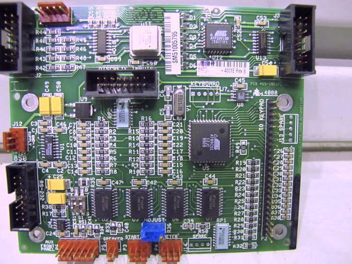 Platine Haas Automation
