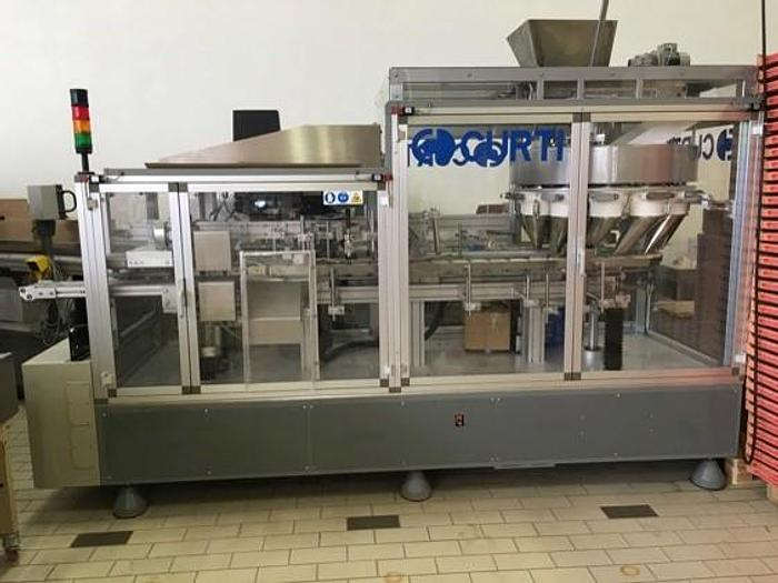 Used Vertical Candy Cartonner