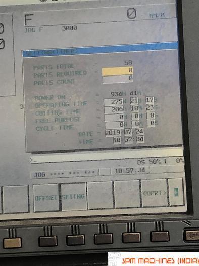 Titan TVL 2500/3200+500 ATC (Original CNC VTL) - 2008
