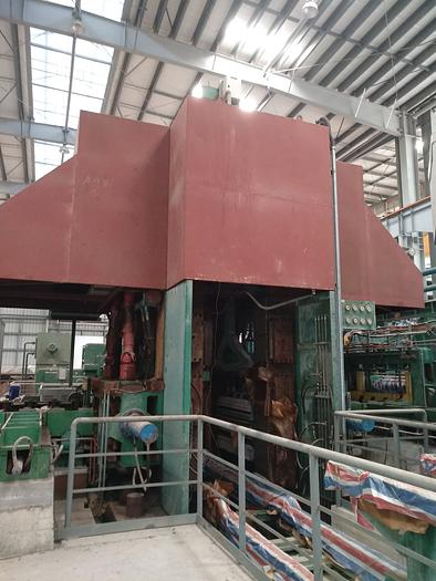750 mm 6-Hi Reversing Copper Rolling Mill: RM-439