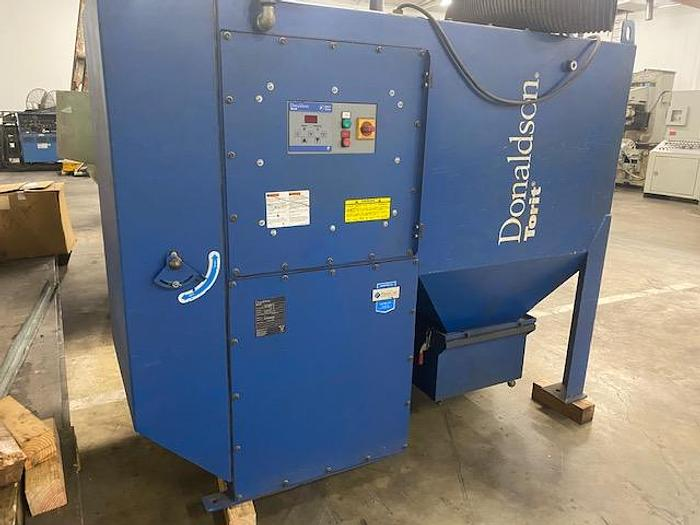 Used Donaldson Torit Model TG2 PowerCore Dust Collector for Laser / Timesaver