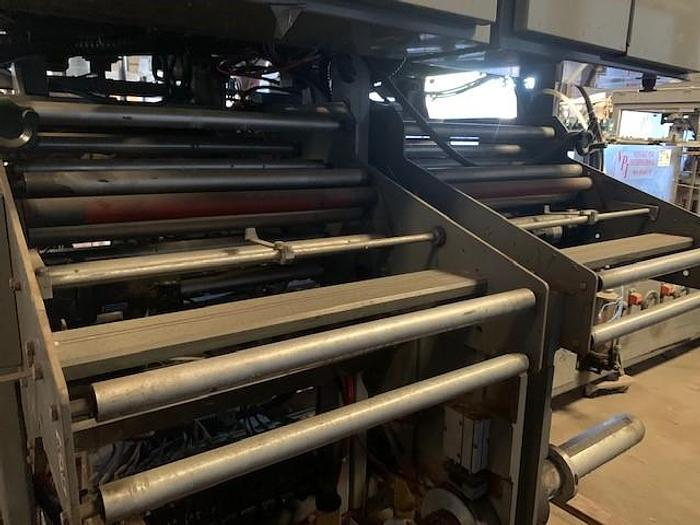 Hayssen Paragon Twin Tube Form, Fill & Seal Bagger Twin