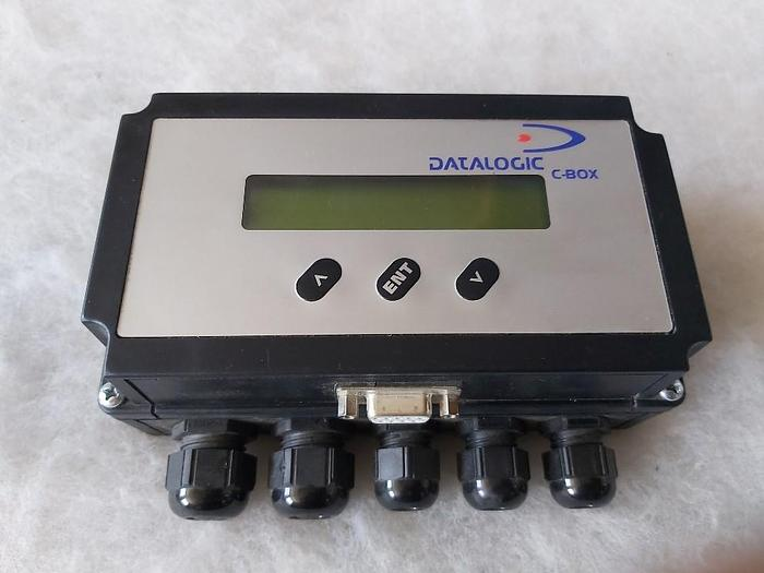 Gebraucht Datalogic Connection Box with Display, C-Box 310, Datalogic,  gebraucht