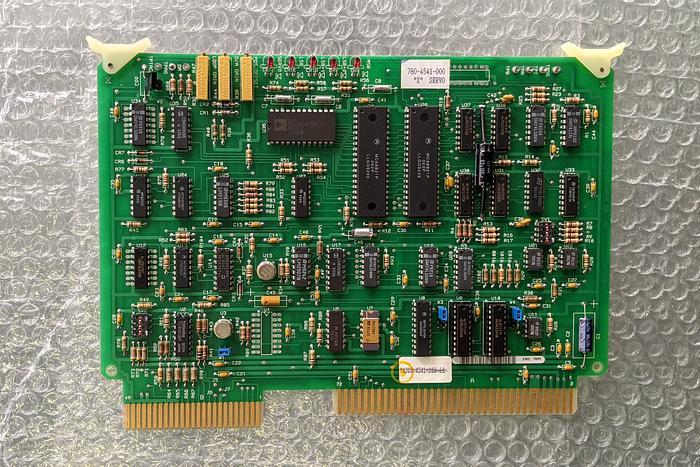 Used Kulicke and Soffa 780-4541-000 Dicing Saw X-Servo Board