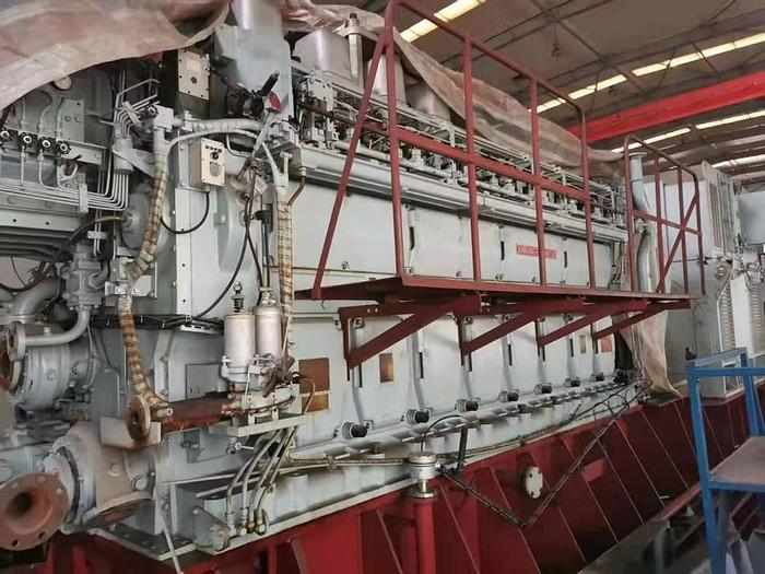 Daihatsu 8DK-28 Unused generators sets 2 units.