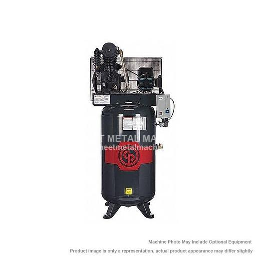 CHICAGO PNEUMATIC 7.5 HP Premium Piston Air Compressor RCP-C7581V