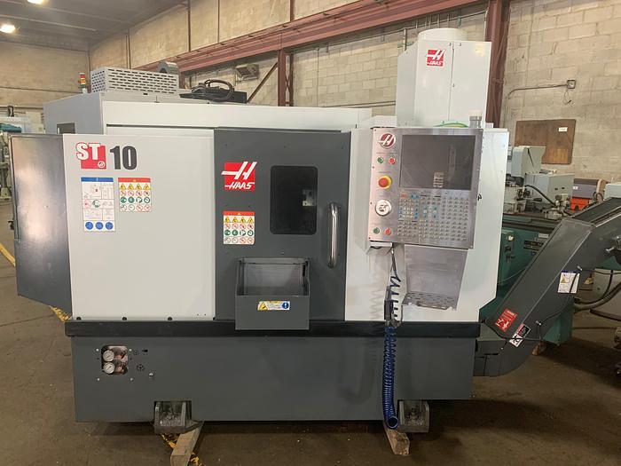 HAAS, ST-10, 2018, CNC LATHE