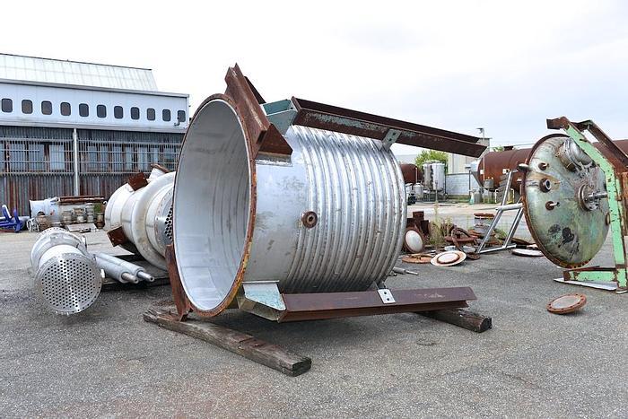 Usata Reattore  da 7500 Litri
