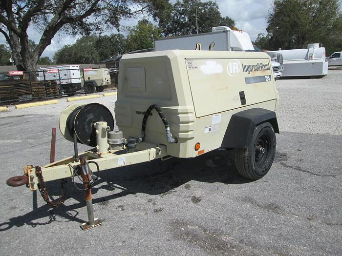 2006 Ingersoll Rand Pull Behind P185 Air Compressor