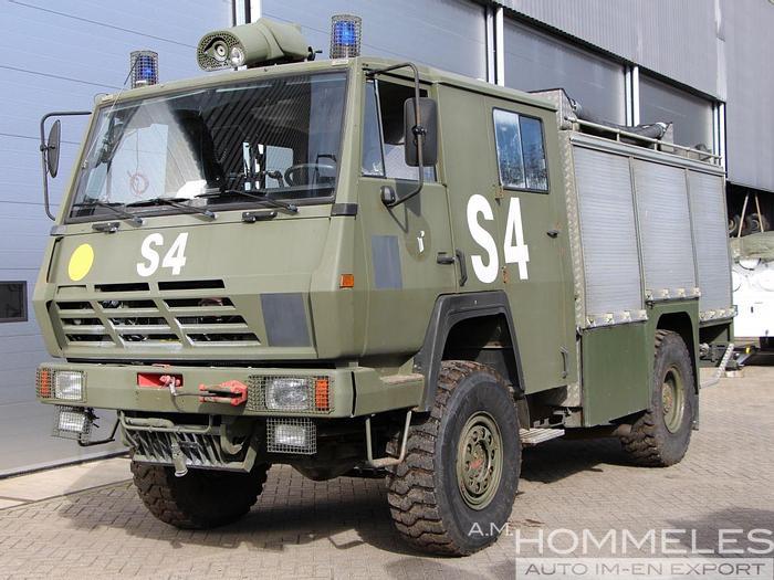 Used ROSENBAUER Rapid Intervention Vehicle
