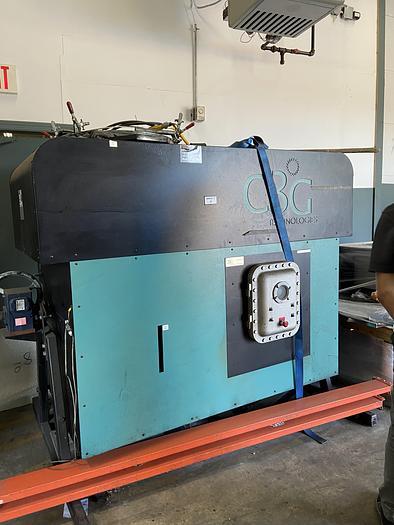 Used CBG Biotech SolvTrue s6000 solvent recycler