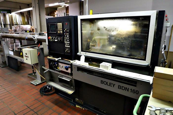 Used Boley DNB 160 - 1987