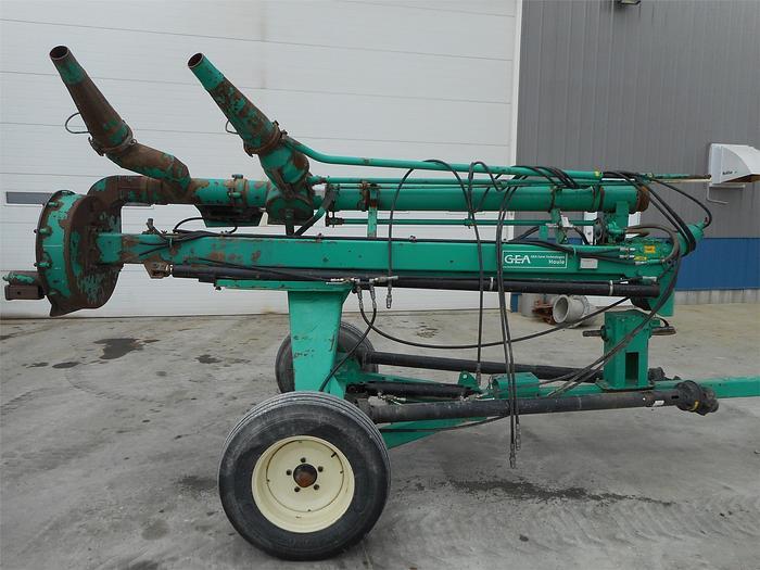 Used GEA SP-R-8 Manure Pump