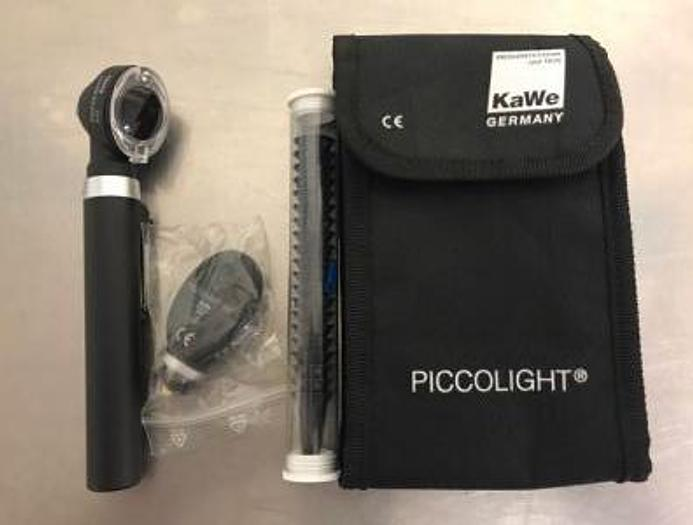 Auriscope Otoscope and Ophthalmoscope Piccolight Fibre Optic