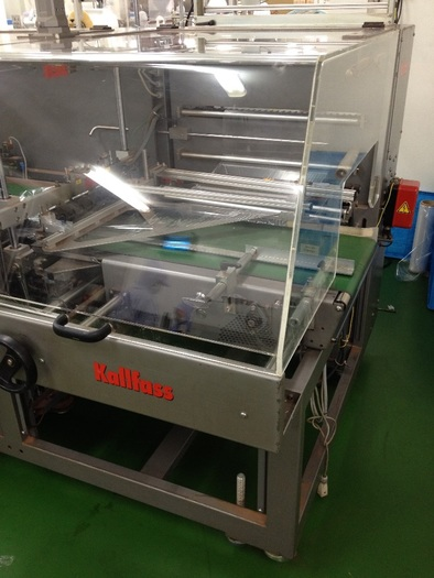 KALLFASS Universa 400 NT SHRINK WRAPPER