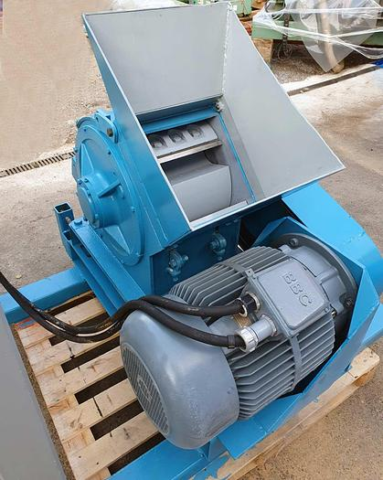 Used 1990 Norway Drum chipper   H330