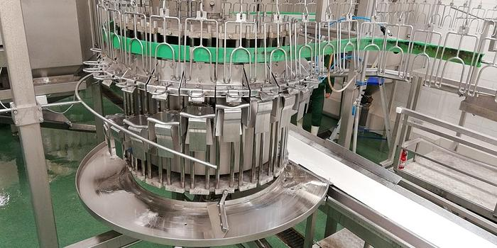 Systemate/Linco Evisceration Line