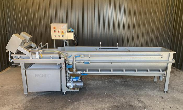 Used USED 35 GALLON CLEAN OUT OF PLACE ''COP'' SYSTEM
