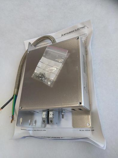 Stromfilter Schaffner FS5708-34-07 / FFR-E520S-34A-SF1, Schaffner / Mitsubishi,  neu