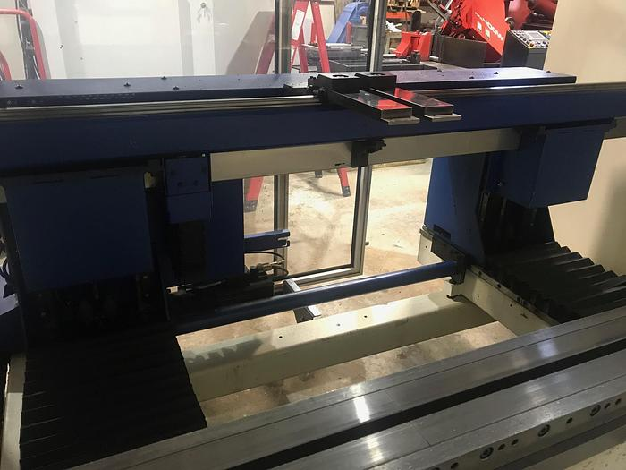 1996 Trumpf Truma Bend V-130 7-Axis CNC Press Brake