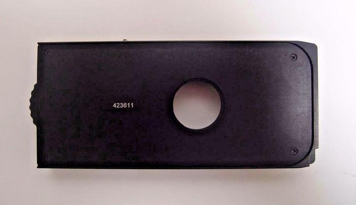 Used ZEISS 423611 Manual Stop Slider with Centerable Luminous-Field Diaphragm (2487A)