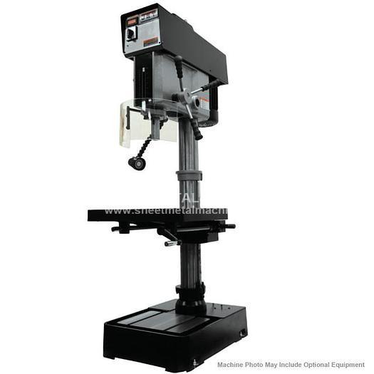 JET JDP-20VS-3 JET Variable Speed Drill Press 3-PH 354231