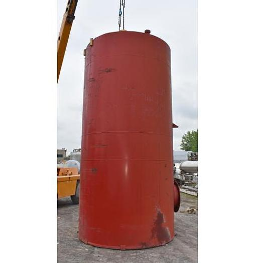 USED 6000 GALLON TANK, CARBON STEEL