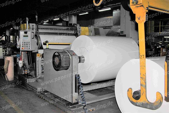 Gebraucht (FHC-50) - Embossing Calander Unimatec/Siemens 1460 mm